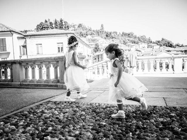 Il matrimonio di Joseph e Valentina a Monforte d'Alba, Cuneo 11