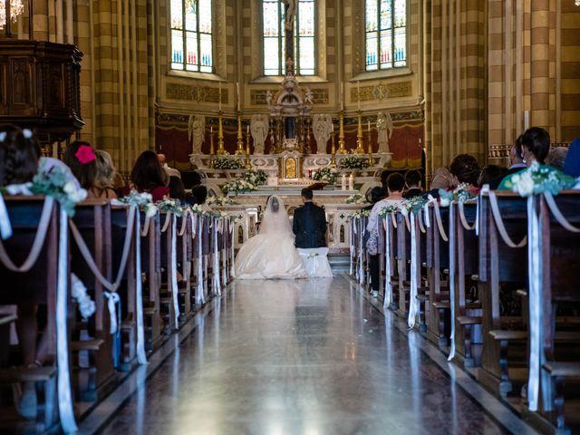 Il matrimonio di Joseph e Valentina a Monforte d'Alba, Cuneo 12