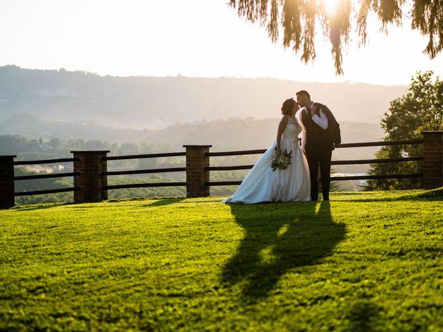 Le nozze di Valentina e Joseph