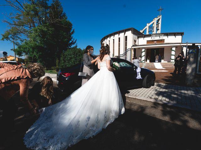 Il matrimonio di Stefano e Natascia a Ceprano, Frosinone 11
