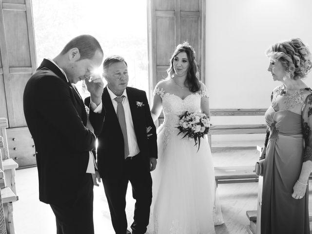 Il matrimonio di Stefano e Natascia a Ceprano, Frosinone 13