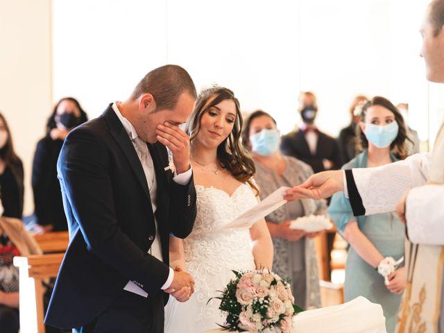 Il matrimonio di Stefano e Natascia a Ceprano, Frosinone 15