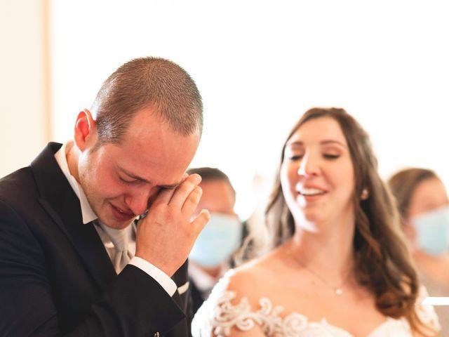 Il matrimonio di Stefano e Natascia a Ceprano, Frosinone 16