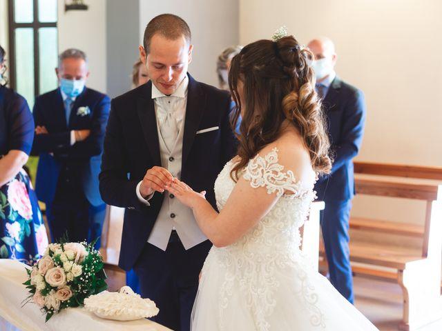 Il matrimonio di Stefano e Natascia a Ceprano, Frosinone 17
