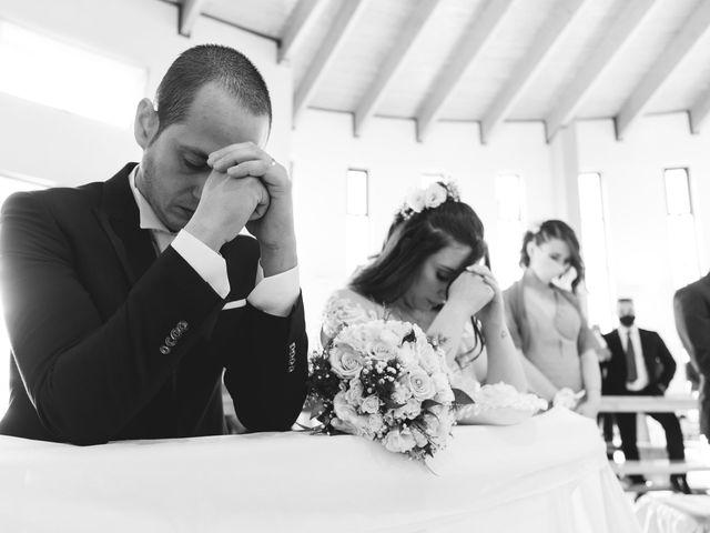 Il matrimonio di Stefano e Natascia a Ceprano, Frosinone 19