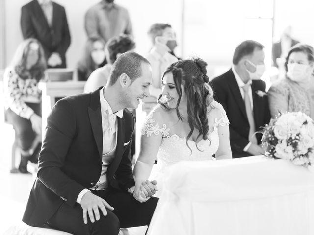 Il matrimonio di Stefano e Natascia a Ceprano, Frosinone 20