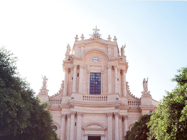 Il matrimonio di Claudio e Cinzia a Modica, Ragusa 6