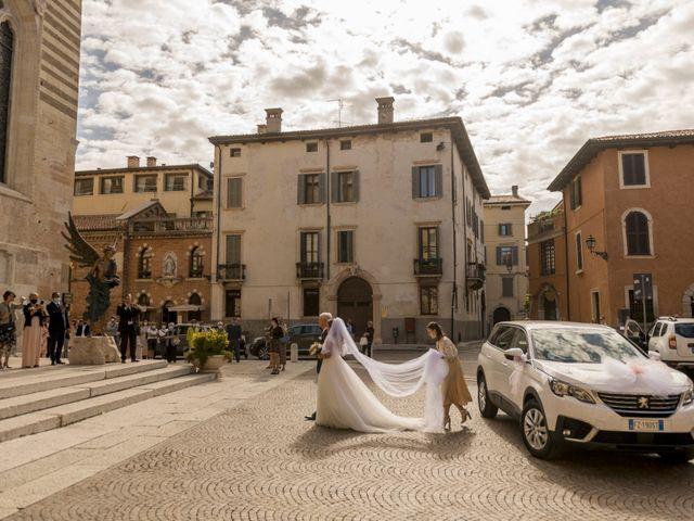 Il matrimonio di Francesco e Anna a Verona, Verona 5