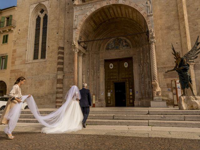 Il matrimonio di Francesco e Anna a Verona, Verona 6