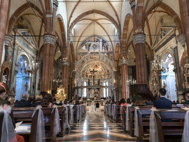 Il matrimonio di Francesco e Anna a Verona, Verona 8