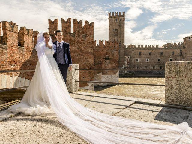 Il matrimonio di Francesco e Anna a Verona, Verona 17
