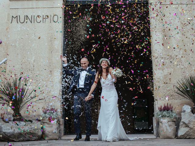Il matrimonio di Alessio e Luciana a Maglie, Lecce 21