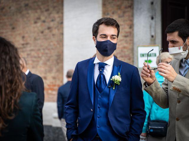 Il matrimonio di Daniele e Carlotta a Nerviano, Milano 17