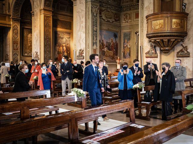 Il matrimonio di Daniele e Carlotta a Nerviano, Milano 18