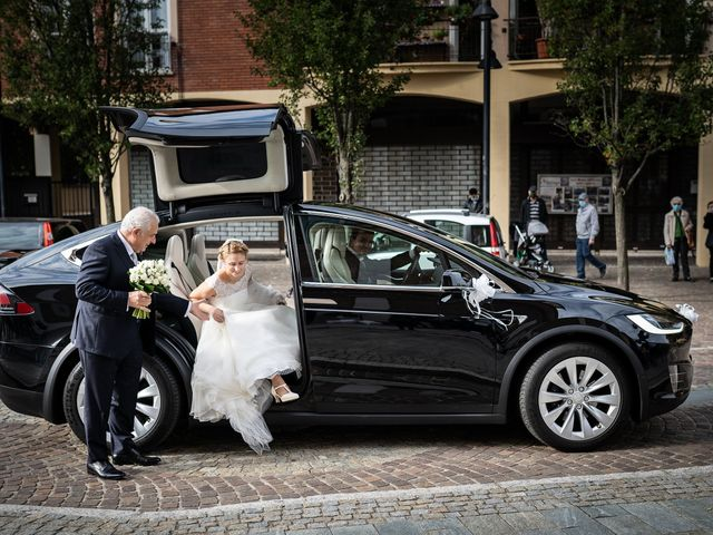 Il matrimonio di Daniele e Carlotta a Nerviano, Milano 19