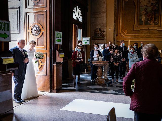 Il matrimonio di Daniele e Carlotta a Nerviano, Milano 20