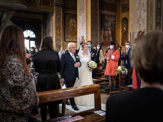 Il matrimonio di Daniele e Carlotta a Nerviano, Milano 21