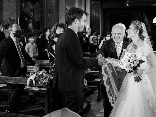 Il matrimonio di Daniele e Carlotta a Nerviano, Milano 22