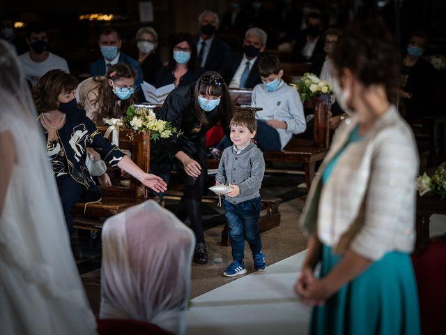 Il matrimonio di Daniele e Carlotta a Nerviano, Milano 23