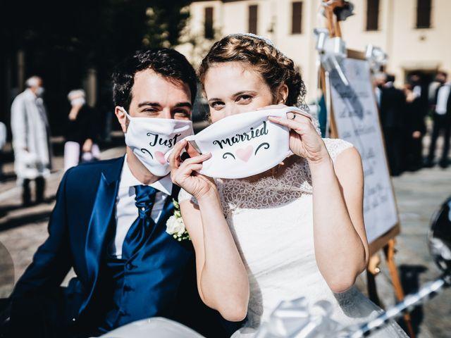Il matrimonio di Daniele e Carlotta a Nerviano, Milano 2