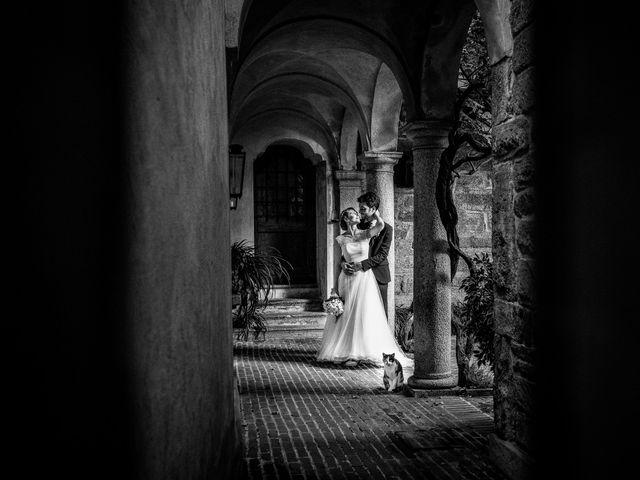 Il matrimonio di Daniele e Carlotta a Nerviano, Milano 34