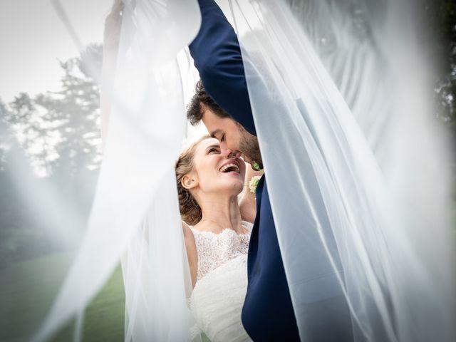 Il matrimonio di Daniele e Carlotta a Nerviano, Milano 36