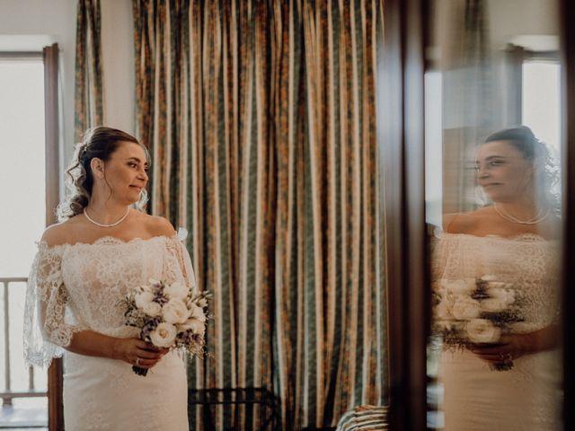 Il matrimonio di Laura e Carmine a Cocconato, Asti 23