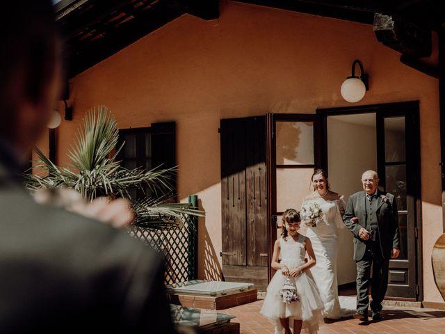 Il matrimonio di Laura e Carmine a Cocconato, Asti 25
