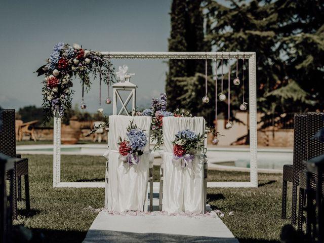 Il matrimonio di Laura e Carmine a Cocconato, Asti 29