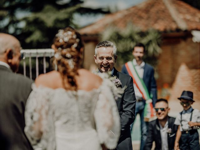 Il matrimonio di Laura e Carmine a Cocconato, Asti 32