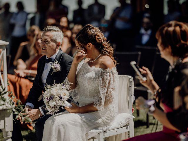 Il matrimonio di Laura e Carmine a Cocconato, Asti 36