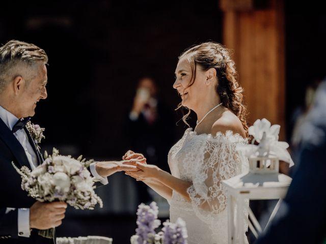 Il matrimonio di Laura e Carmine a Cocconato, Asti 40