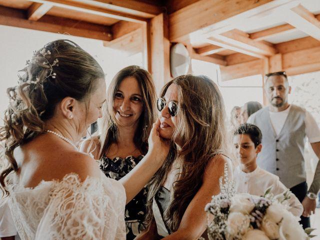 Il matrimonio di Laura e Carmine a Cocconato, Asti 45