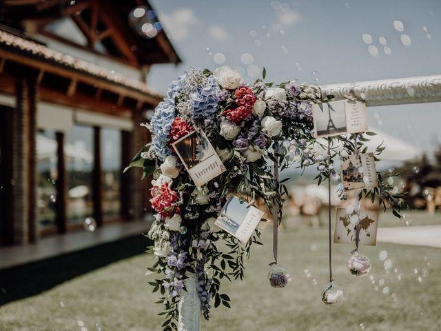 Il matrimonio di Laura e Carmine a Cocconato, Asti 47