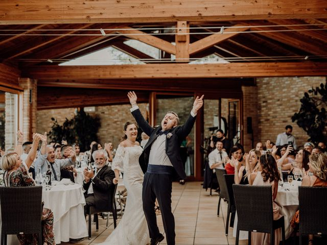 Il matrimonio di Laura e Carmine a Cocconato, Asti 60