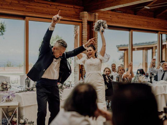 Il matrimonio di Laura e Carmine a Cocconato, Asti 61