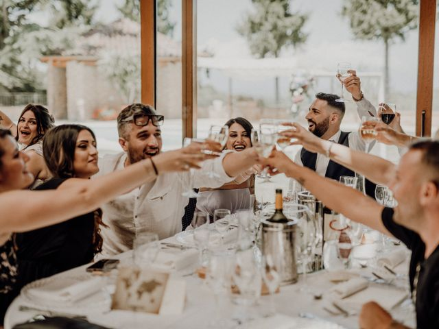 Il matrimonio di Laura e Carmine a Cocconato, Asti 62