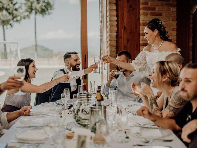 Il matrimonio di Laura e Carmine a Cocconato, Asti 63