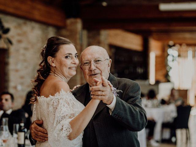 Il matrimonio di Laura e Carmine a Cocconato, Asti 72