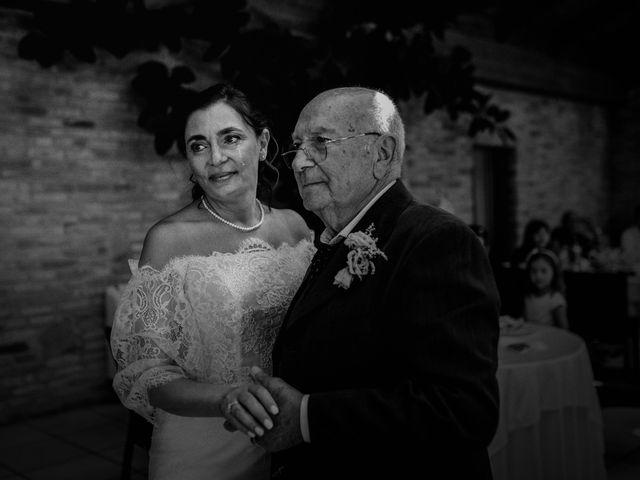 Il matrimonio di Laura e Carmine a Cocconato, Asti 74
