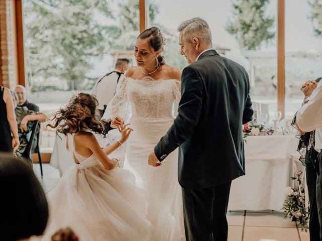 Il matrimonio di Laura e Carmine a Cocconato, Asti 77