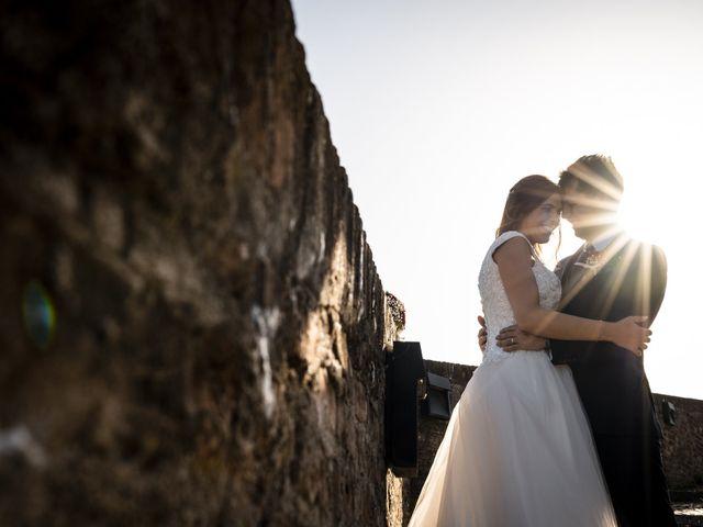 Le nozze di Sabrina e Emanuele