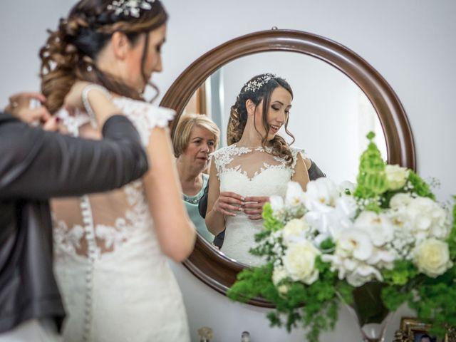 Il matrimonio di Saverio e Katiuscia a Sava, Taranto 7