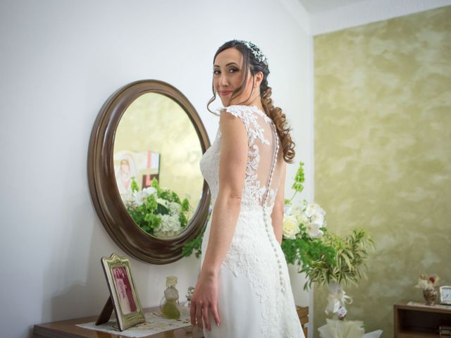 Il matrimonio di Saverio e Katiuscia a Sava, Taranto 8