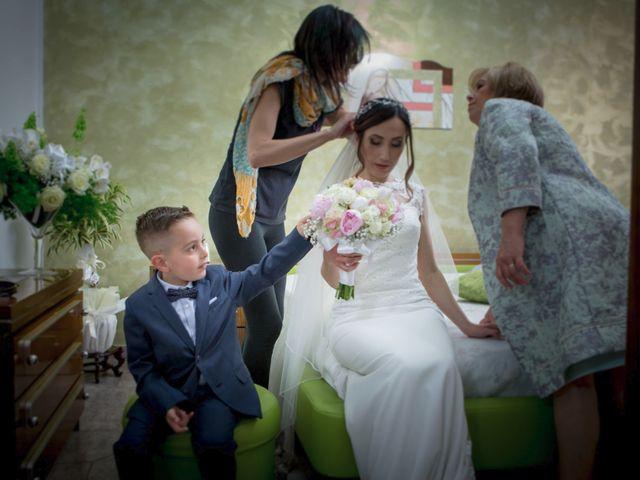 Il matrimonio di Saverio e Katiuscia a Sava, Taranto 12