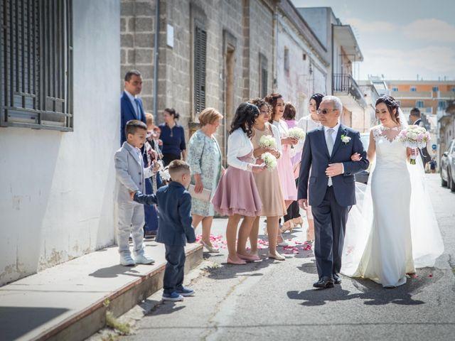 Il matrimonio di Saverio e Katiuscia a Sava, Taranto 14