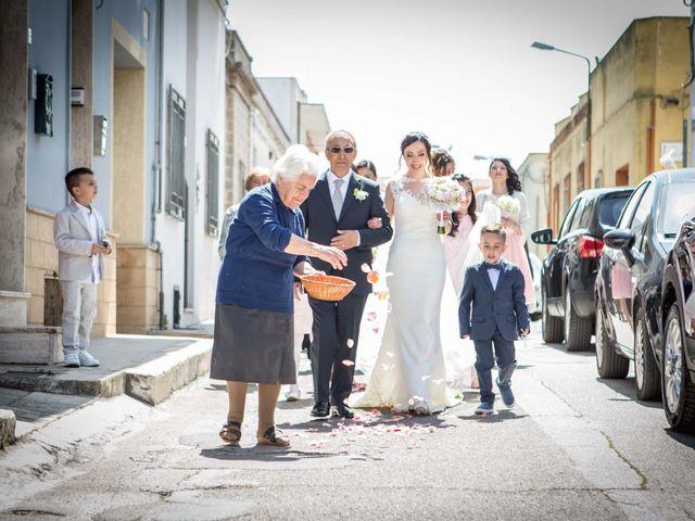 Il matrimonio di Saverio e Katiuscia a Sava, Taranto 15