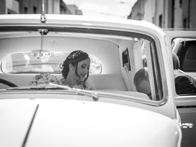 Il matrimonio di Saverio e Katiuscia a Sava, Taranto 17