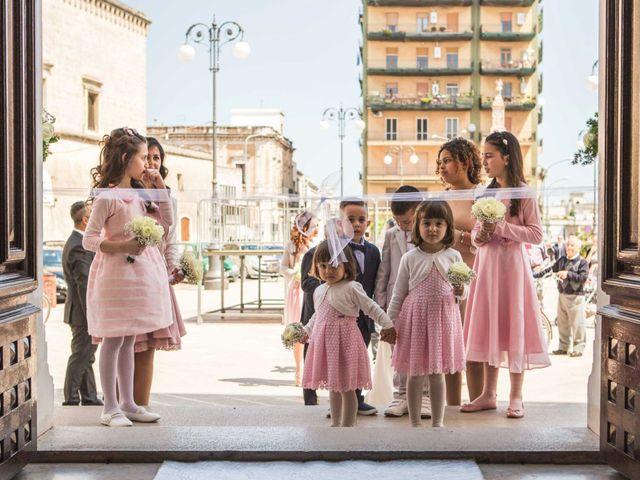 Il matrimonio di Saverio e Katiuscia a Sava, Taranto 18