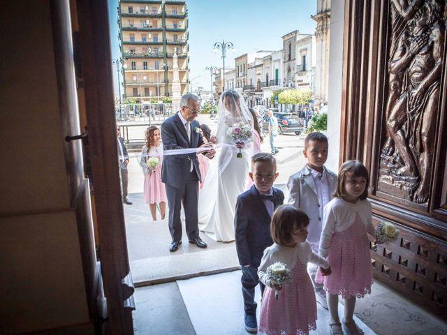Il matrimonio di Saverio e Katiuscia a Sava, Taranto 19